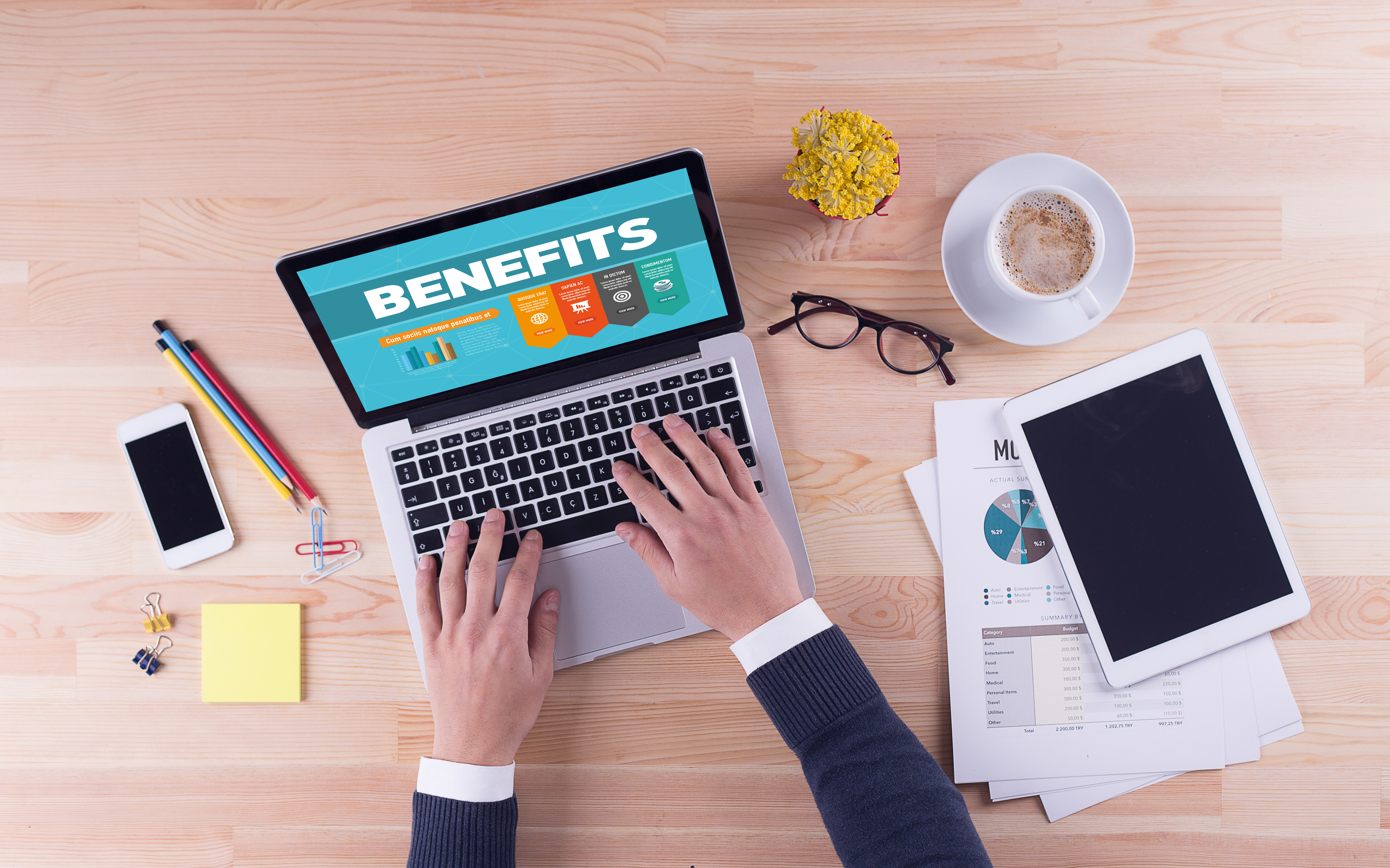Employee Benefits in 2021 and Beyond