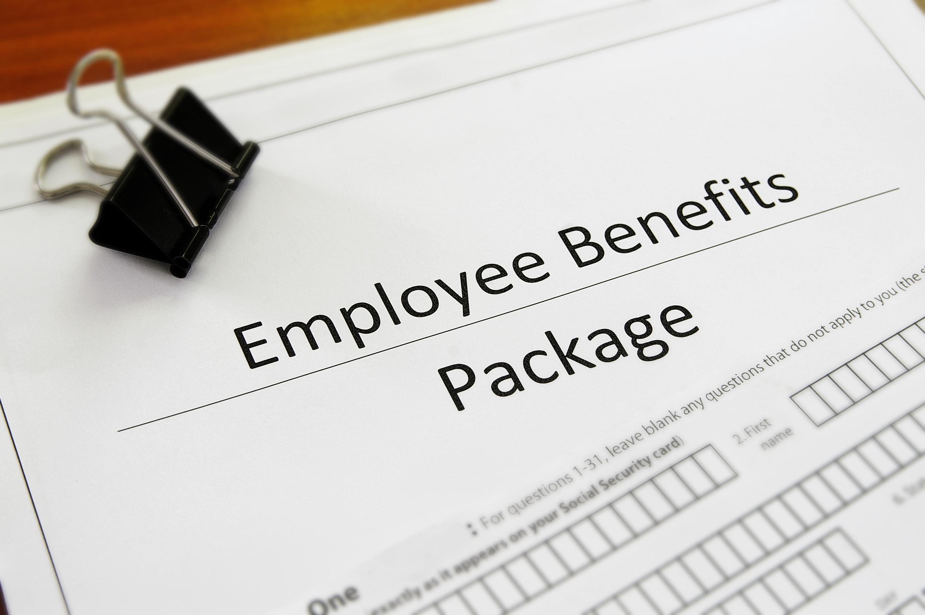 Employee Benefits Package