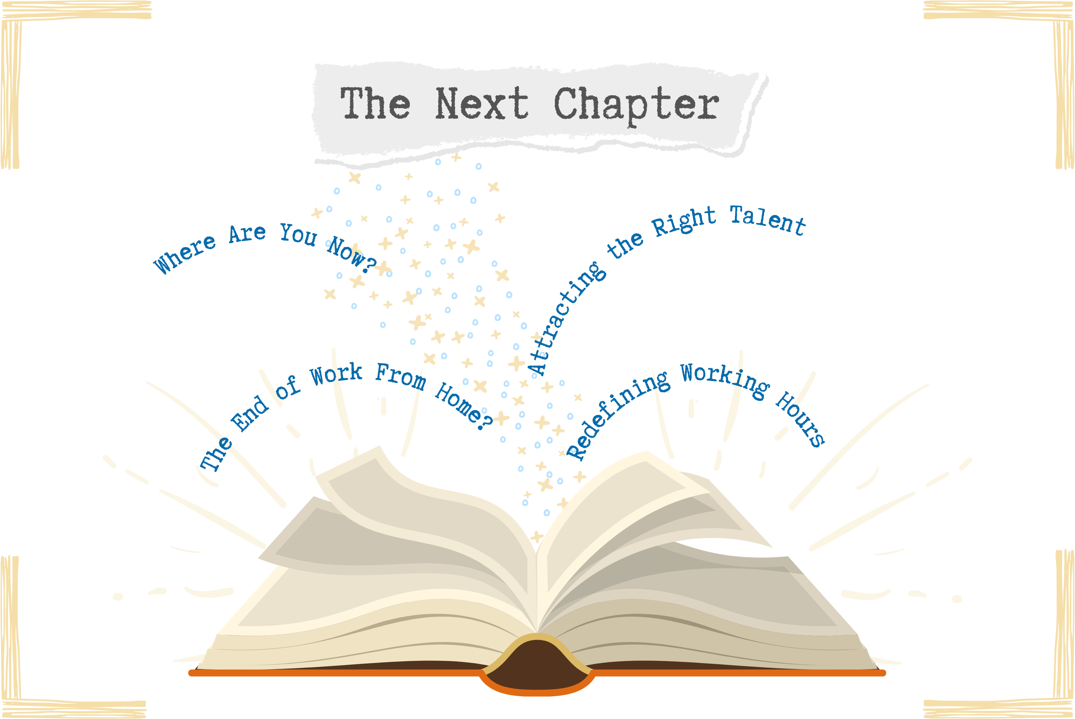 HR, Recruitment and Work-Life Balance: The Next Chapter
